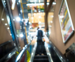 bokeh, lifestyle, and stairs image
