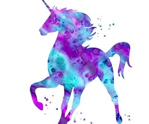 unicorn, wallpaper, and art image