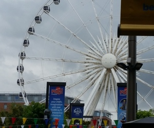 voyage, angleterre, and grande roue image