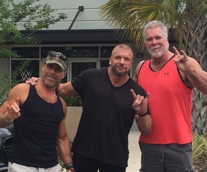 wwe, too sweet, and shawn michaels image