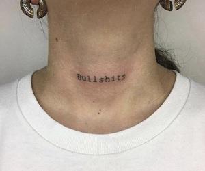 tattoo and bullshit image