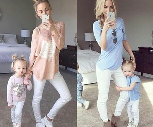 baby, bags, and makeup image