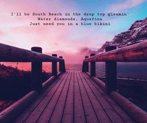 beach, fetish, and Lyrics image