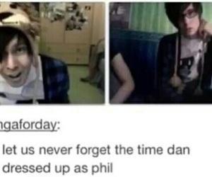 tumblr, amazingphil, and dan and phil image