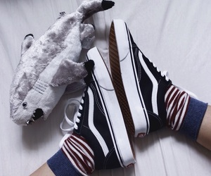 black shoes, doll, and fancy image