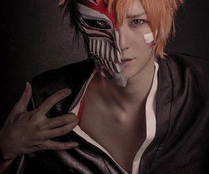bleach, cosplay, and Ichigo image