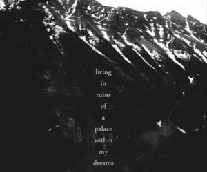 adventure, sad, and black and white image