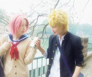 cosplay, haruno sakura, and sakura image