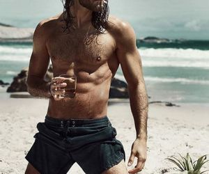 model, ben dahlhaus, and Hot image