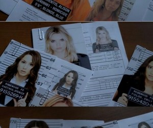 guilty, aria montgomery, and alison dilaurentis image