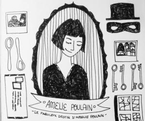 amelie poulain and fanart image