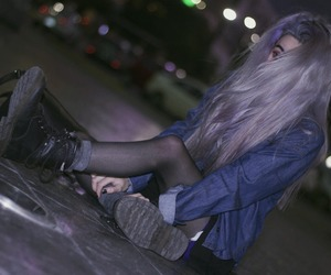 aesthetic, grunge, and indie image