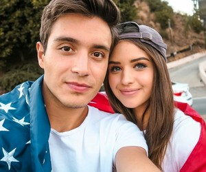 jess conte, couple, and love image