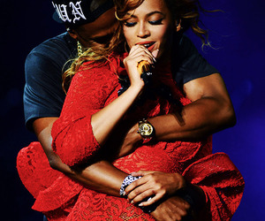 beyoncé, love, and jay z image