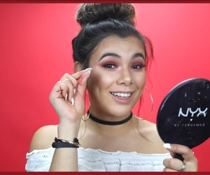 beauty, makeup, and youtube image