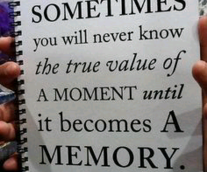 memories, quotes, and moment image