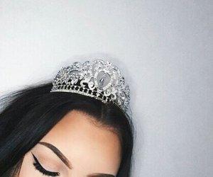 crown, tumblr, and princess image