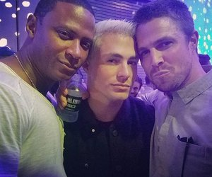 arrow, stephen amell, and San Diego image