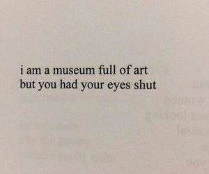 quotes, museum, and art image