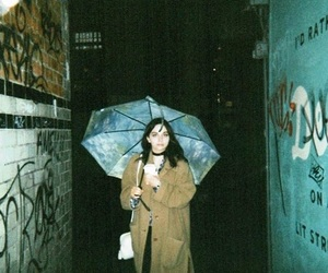 art, disposable camera, and blue image