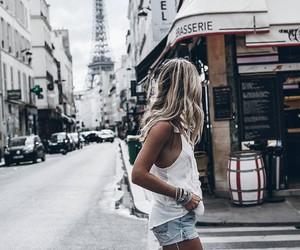 paris, fashion, and street style image
