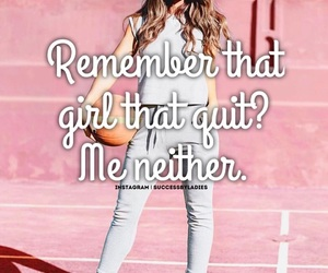 motivation, pink, and quote image