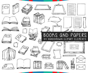 craft supplies, etsy, and clip art image