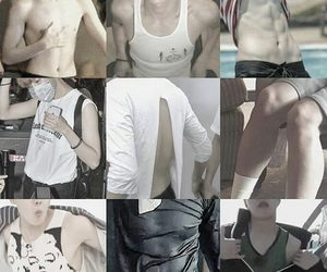 abs, kpop, and bts image