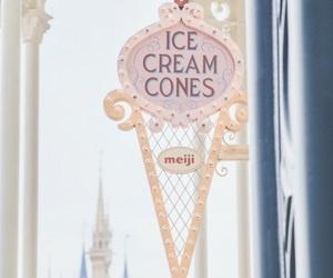 disney, ice cream cones, and photography image