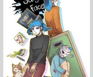 sally face image