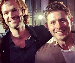 boys, dean winchester, and jared padalecki image