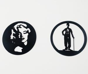 charlie chaplin and mary morrow image