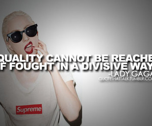 Lady gaga and quotes image