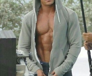 abs, zac efron, and Hot image