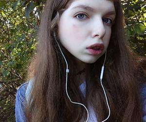 beauty, girl, and nice image