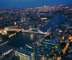 london, england, and view image