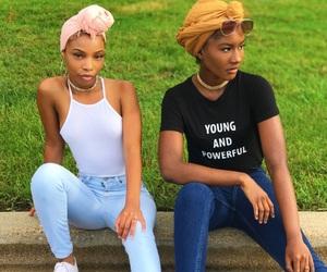 fashion and melanin image