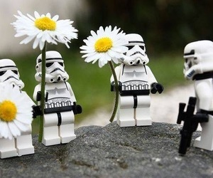clone, troopers, and star wars image