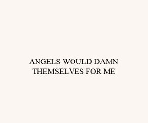 quotes, angel, and cool image