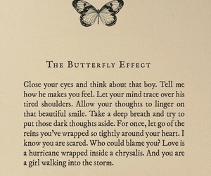 Lang Leav, quotes, and butterfly image