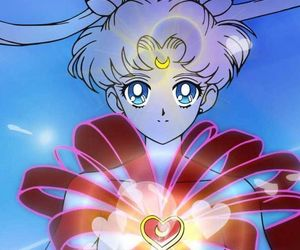 sailor mercury, sailor moon, and tsukino usagi image