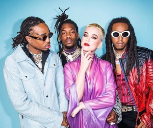 katy, perry, and migos image