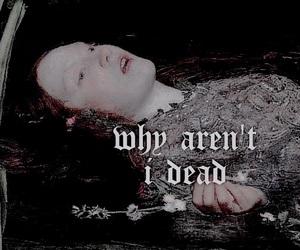 dark, dead, and death image