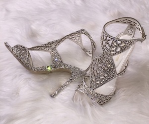 shoes, heels, and beauty image