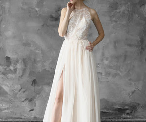 attractive, ivory, and lovely image