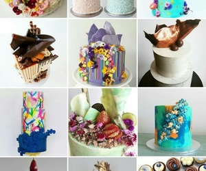 cakes, cupcakes, and foodporn image