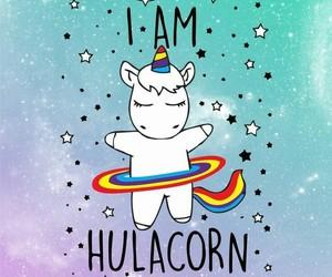 unicorn, wallpaper, and hulacorn image