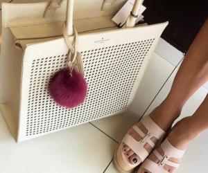 bag, fashion, and Nude image