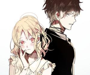 diabolik lovers, anime, and yui komori image