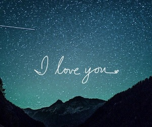 Love Stars And Wallpaper Image
